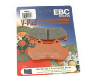 EBC V Series Semi Sintered Brake Pads - FA69V - Honda VF500 VF700 CB900F