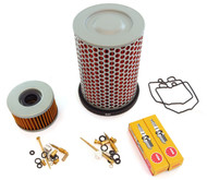 Tune Up Kit - Honda CX500 - 1980-1981