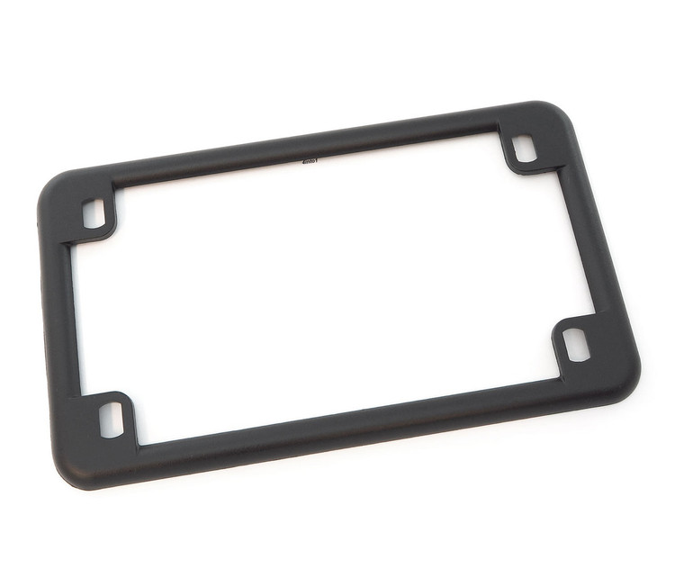 image 1 - Motorcycle License Plate Frame