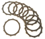 EBC Clutch Friction Plate Set - CK1149 - Honda DOHC CB750 CB900 CB1000 CB1100 - 1979-1983