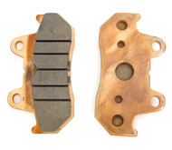 Emgo Full Metal Rear Brake Pads - Honda GL1200