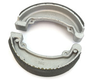 Emgo Rear Brake Shoes - Honda CM185/200 CB/CM/CMX250 XL175