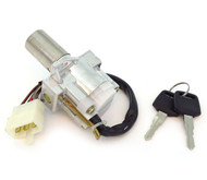 New Improved Ignition Switch & Fork Lock Assembly - 35100-377-003 - Honda CB400F CB550 CB750 GL1000