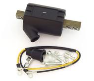 Magna Single Output Coil - 5 ohms - Honda CB72/77 CB/CL/SL350K CB/CL360 CB/CL450K CB500T