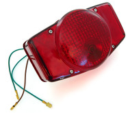 Honda Tail Light Assembly - 3 Wire - CB350/400F/450/550/750