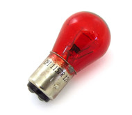 12 Volt Dual Filament Red Light Bulb - 1157R
