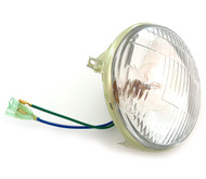 Genuine Honda 6V Sealed Beam Headlight - 33120-243-672 - CT/ST90 CB/CL/SL/XL100 CB/CL125S
