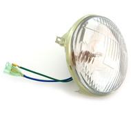 Genuine Honda 6V Sealed Beam Headlight - 33120-243-672 - CT/ST90 CB/CL/SL/XL100 CB/CL125S