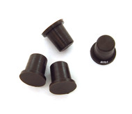 Set of 4 Carburetor Rubber Passage Plugs - Honda GL1000 Gold Wing