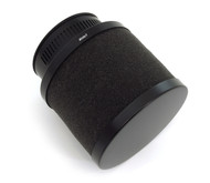 Black Foam Pod Filter - 54mm - Honda CB/CM400/450 CX/GL500/650 CB650/750/900/1000/1100 CBX