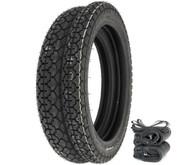 Dunlop Vintage K70 Tire Set - Honda CL350K SL350K 69-71 CB450K 70-74 CL450K CB500/550 CB750F 75-78 CB750K 69-76