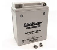 BikeMaster AGM Platinum II Battery - MS12-12A-4A1