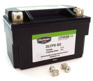Bikemaster Lithium-Ion Battery - DLFP-9-BS
