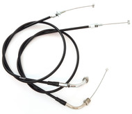 Throttle Cable Set - Honda CB/CL/CJ360
