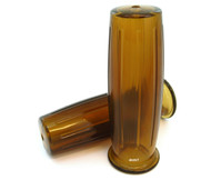Barrel Grips - Gel Brown Root Beer