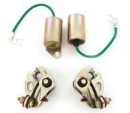 Tune Up Kit - Points & Condensers - Honda CB350F CB400F