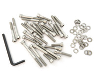 Stainless Steel Allen Bolt Set - Honda CR80R - 1984-1989