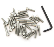 Stainless Steel Allen Bolt Set - Honda XL500S - 1979-1981