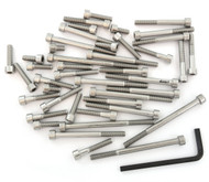 Stainless Steel Allen Bolt Set - Honda XR200R - 1984-1985