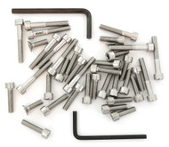 Stainless Steel Allen Bolt Set - Honda CL90 - 1967-1970