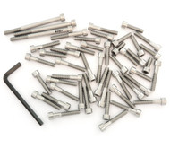 Stainless Steel Allen Bolt Set - Honda CB550SC Nighthawk - 1983