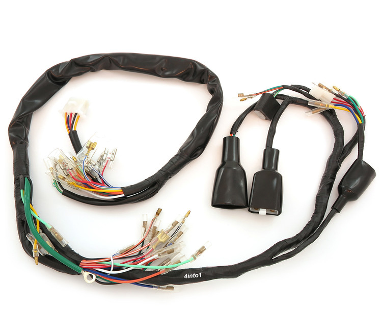 HCB 551 cb550 cb550f 1975 1976 1977 wire harness main 32100 390 010 honda__10873.1508954748.750.750?c=2 main wiring harness 32100 390 010 honda cb550f super sport 2003 Honda Element Engine Harness at soozxer.org