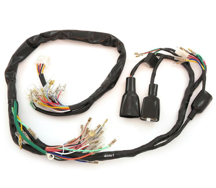 HCB 551 cb550 cb550f 1975 1976 1977 wire harness main 32100 390 010 honda__10873.1508954748.750.750?c=2 main wiring harness 32100 390 010 honda cb550f super sport 2003 Honda Element Engine Harness at soozxer.org