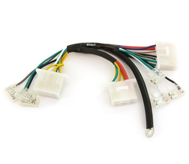 sub wire harness 32105 390 000 honda cb550f 75 77 cb550k 77 78 1978 CB550 at 1977 Cb550 Wire Harness