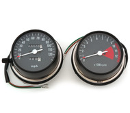 Reproduction Speedometer & Tachometer Set - Honda CB750 - 1973-1978
