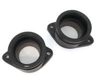 Set of 2 - Reproduction Intake Insulators - 16211-447-670 - Honda CM400C/E/T CB450SC CM450C/E