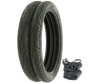 Avon AV83 StreetRunner Tire Set - Honda CT90/110/200 CL125A