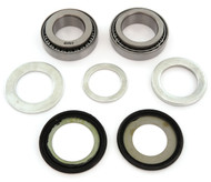Rising Sun Tapered Steering Bearing Kit - Honda VTR250 CB/CL/SL350 CB/CJ/CL360 CB/CM400 CB/CL/CM450 CB/CX/FT/GB/GL/VT500 CX650 CB550/650/750 VT700C/750C GL1000