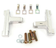 Ignition Coil Bracket Set - Honda CB500 CB550 CB750 GL1000