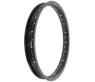 Rising Sun Aluminum Rim - Black - 36 Hole - 1.60 x 18
