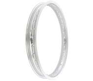 Rising Sun Aluminum Rim - Silver - 36 Hole - 1.60 x 18