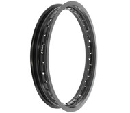 Rising Sun Aluminum Rim - Black - 40 Hole - 2.15 x 18