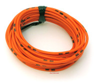 OEM Colored Electrical Wire 13' Roll - Orange