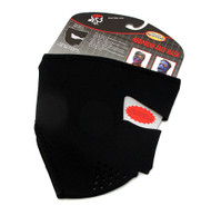 Zan Headgear Neoprene Full Face Mask - Black