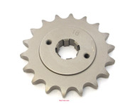 Parts Unlimited Front Sprocket - 18T - Honda CB500 CB550 CB750