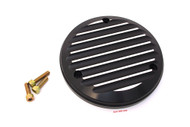 Joker Machine CB750 Clutch Cover - Finned Black