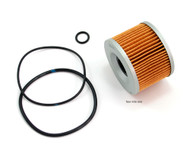 Emgo Honda / Kawasaki Oil Filter With O-Rings