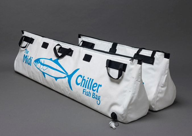 Chiller fish bags for Fish in a bag