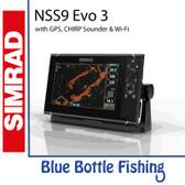SIMRAD NSS9 Evo3 Combo