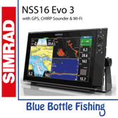 SIMRAD NSS16 Evo3 Combo