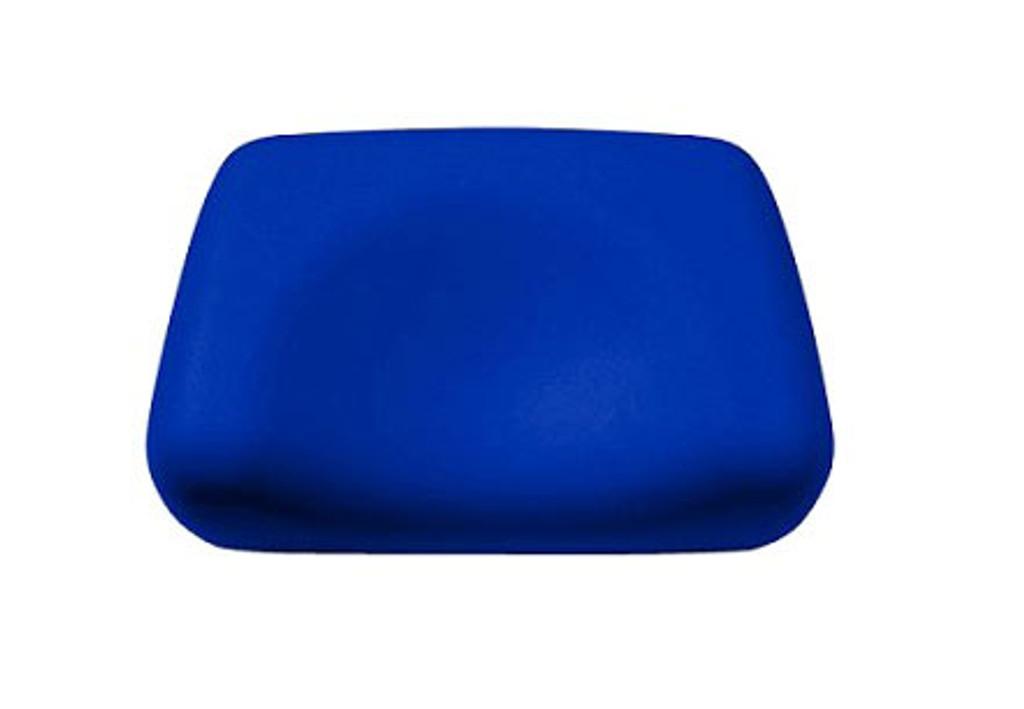 Foam Contoured Tanning Bed Pillow - Blue