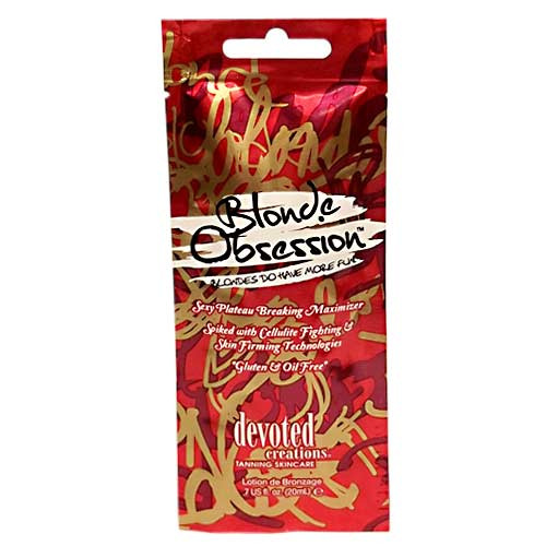 Devoted Creations BLONDE OBSESSION Maximizer - .7 oz. Packet