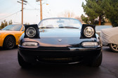 SilverLine Bi-Xenon HID Projector Headlights (NA Miata)