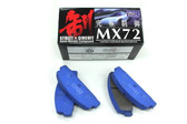 Endless MX72 Pads (Select your application to see pricing)