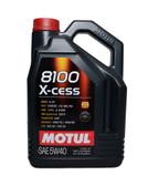 Motul 8100 X-cess 5W40 (5 Liters)