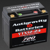 Antigravity Batteries YTX12-24 720 Cranking Amp Battery